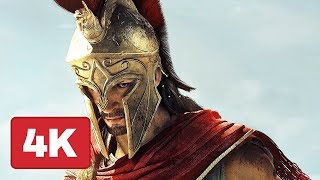 Assassin's Creed Odyssey Reveal Trailer (4K) - E3 2018