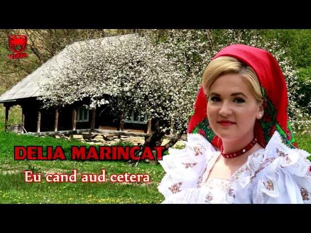 Delia Marincat - Eu cand aud cetera (NOU 2013)