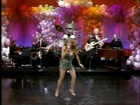 "Tina Turner-Rock 'N Roll Widow and Steel Claw-Johnny Carson's ""The Tonight Show"" 1982"