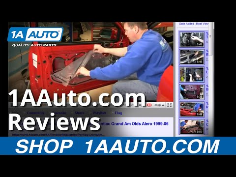 How to Fix Your Car with Auto Repair Videos and Parts from 1AAuto.com
