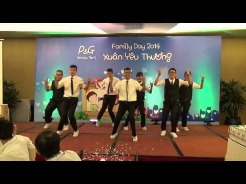 Family Day 2014 - Dance Con Buom Xuan