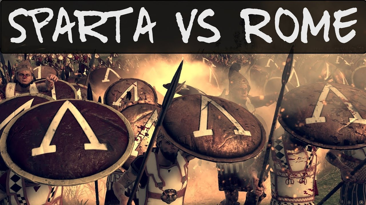 rome and sparta By the time rome and sparta went into open conflict, sparta had already been fighting philip v of macedon for some time however, during these wars argos was ceded to sparta, and this.