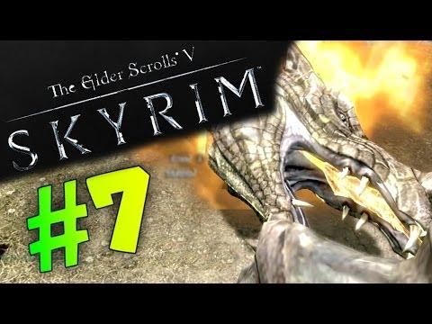 #7 The Elder Scrolls V: Skyrim - Kolejny smok pokonany