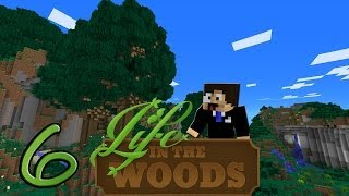 Life in the Woods - Minecraft Modpack - Part 6 - The World Tree