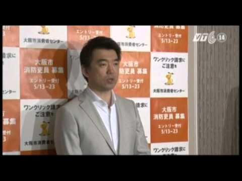 VTC14_Thị trưởng Nhật xin lỗi vụ