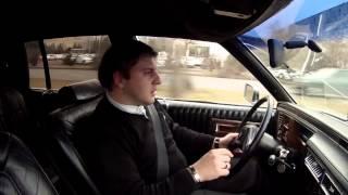 Cadillac Brougham 1988