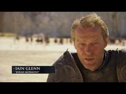 Game of Thrones: On the Set Featurette (HBO)