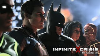 Infinite Crisis What Do You Fight For?