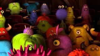 Monstres Academy de Disney - Extrait : L'annonce de la doyenne Hardscrabble