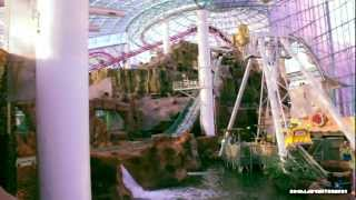 HD Tour Of Adventuredome Theme Park In HD Circus Circus