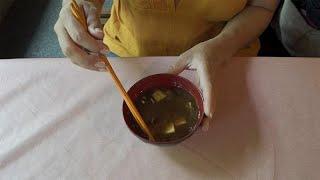 """""""الميزو"""" أحد أشهر الأطعمة اليابانية"""