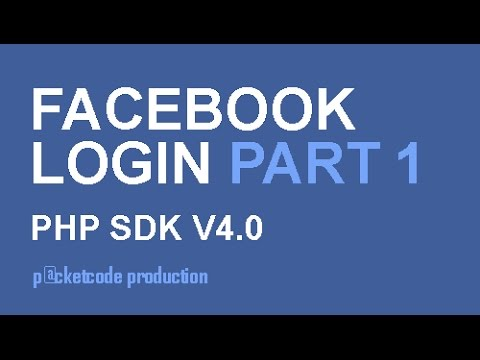 Facebook php sdk v4.0 part 1 - Login and get name of user