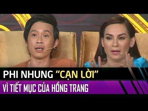 Thanh Hằng, Phi Nhung, Hoài Linh 'cạn lời' vì Hồng Trang, Hoàng Dững