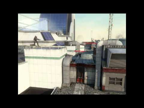 Black Ops 2 / Suicide shot sur Vertigo ( Prive )