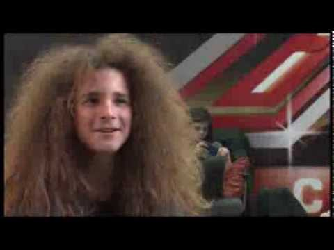 Damjan Djurovic (It's My Life - Bon Jovi)  audicija - X Factor Adria - Sezona 1
