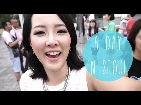 Follow Me Around: A Day In Seoul | makeupbydamee