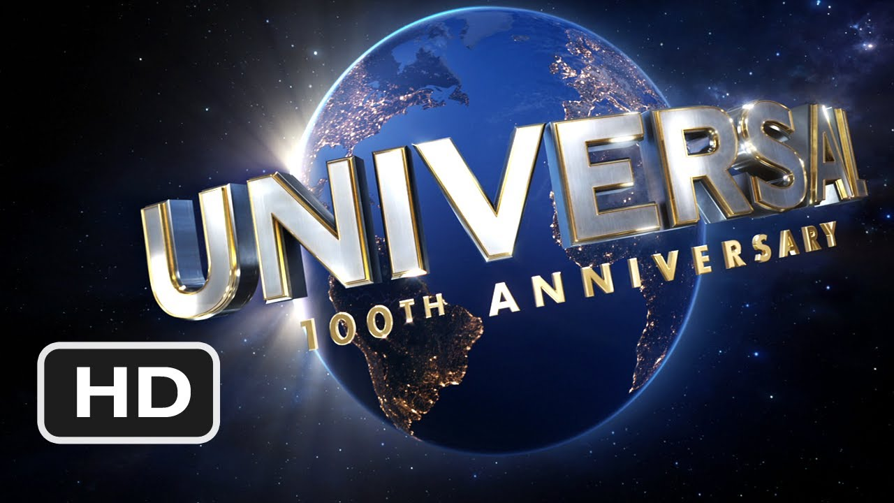 Image result for universal studios logo 100 years