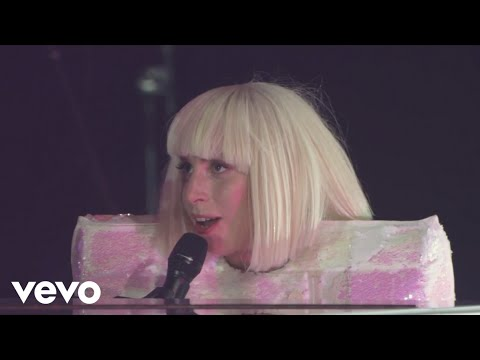 Lady Gaga - Gypsy (VEVO Presents), Lady Gaga performing Gypsy live at #VEVOartRave in Brooklyn, NY on Nov. 10, 2013.
