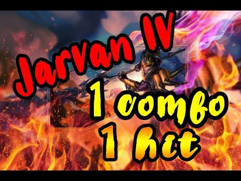 Jarvan IV Mid Lane, Guide Rune Season 8, Best Jarvan IV plays, League Of Legends