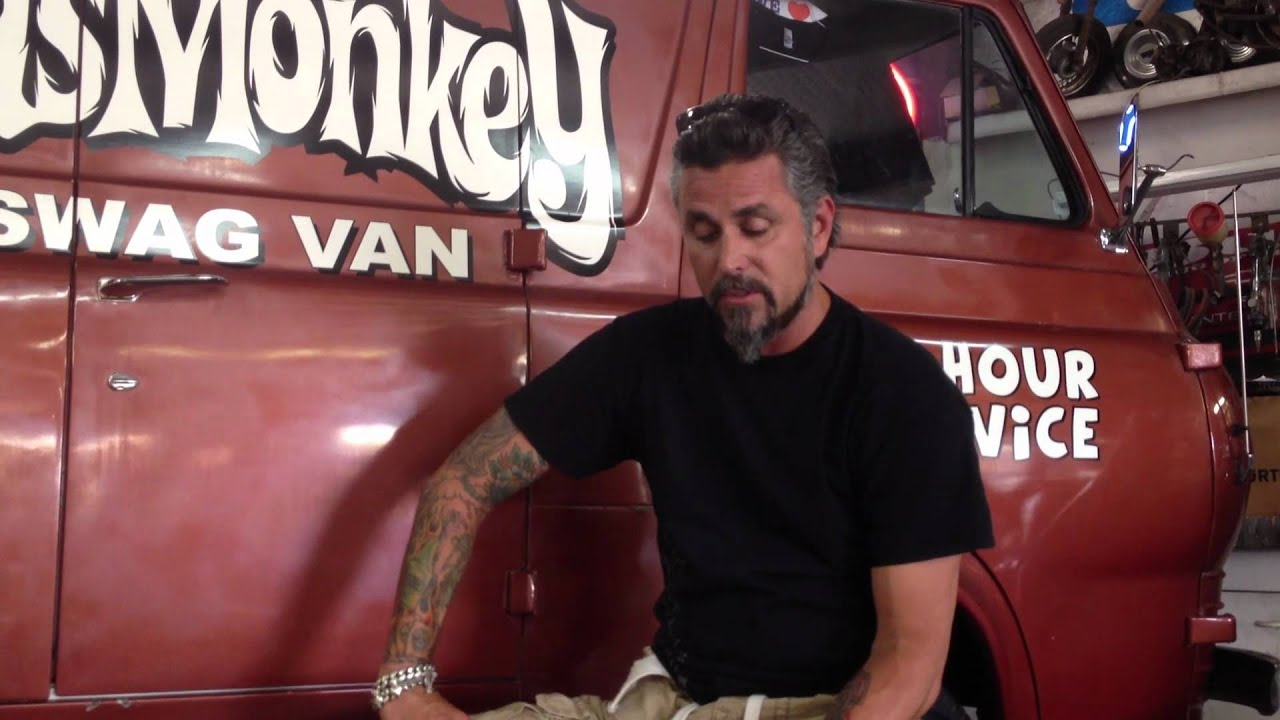 Richard Rollins Gas Monkey