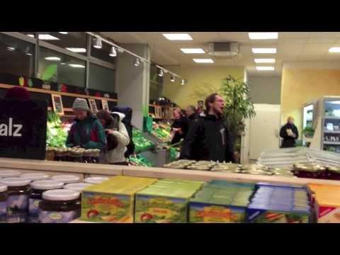 Flashmob BIO BIO Bayreuth - Swahili-Chor