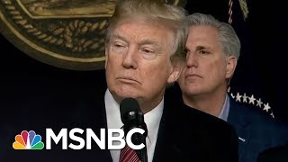 Meeting With Robert Mueller Leaves President Trump With Only Bad Options | The 11th Hour | MSNBC