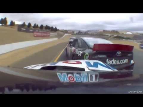 2013 NASCAR Crashes And spins Compilation #2