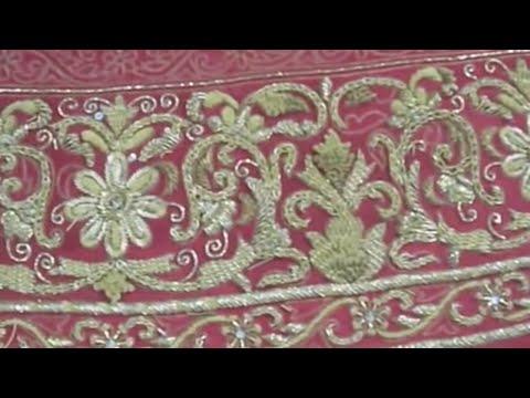 Hand Embroidery Company Beading Tutorial