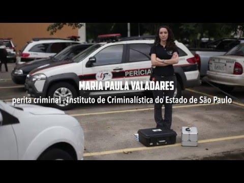 Vídeo Mulheres que inspiram: conheça o trabalho de uma perita criminal