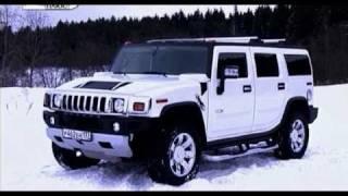 102 Hummer H2 2009 - Наши тесты