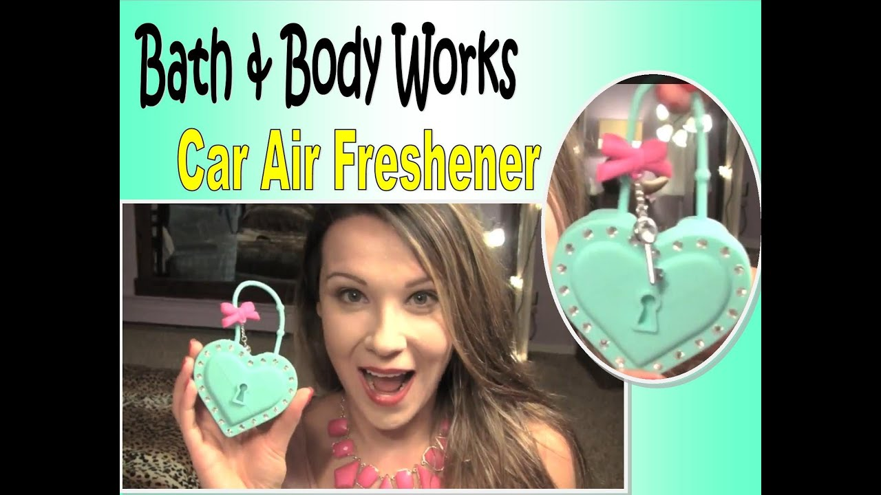 Bath And Body Works Car Air Freshener Review
