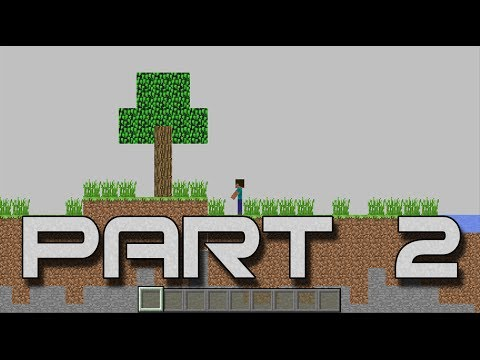 Hình ảnh trong video Game Maker Tutorial - Minecraft 2D Part 2