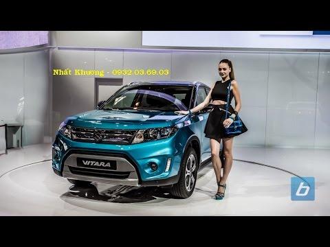 Suzuki vitara 2016 tại tphcm