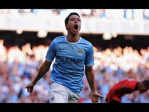 Samir Nasri - Amazing Skills & More (2013/14) HD (720p)