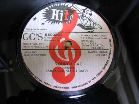 Barbara Jones & Trinity - Young Love