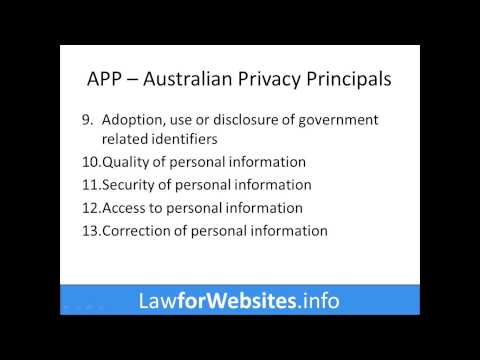 Privacy Law Changes   What You Need to know Now