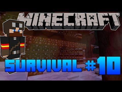Minecraft Survival Part 10 -Creeper Haat- (Dutch)