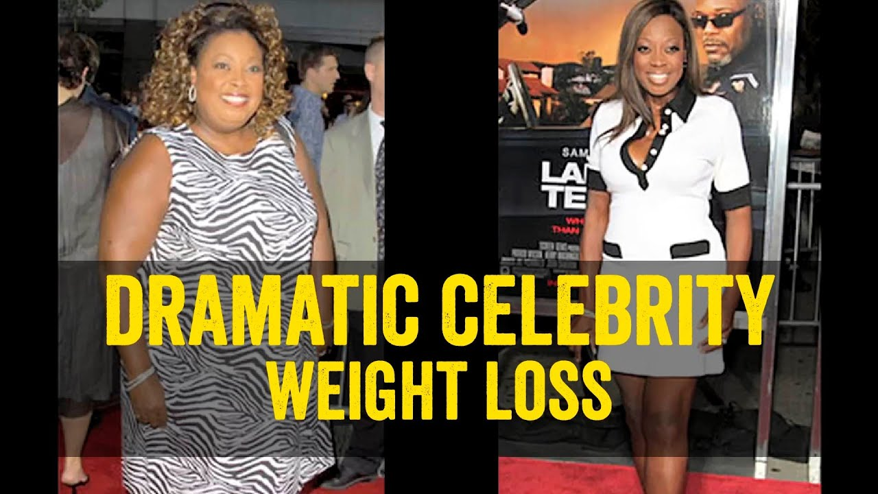 The 10 Best Celebrity Weight Loss Stories of 2017