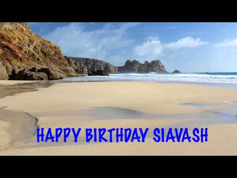 Siavash   Beaches Playas