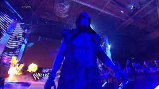 The Undertaker Returns For Wrestlemania 31 and Confronts The Rock