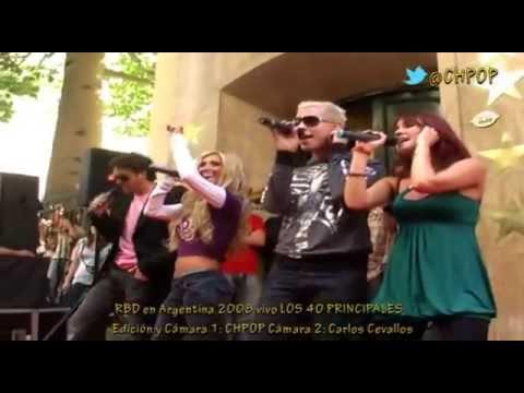 RBD en Argentina 2008