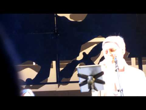 Pearly-Dewdrops' Drops - Elizabeth Fraser - Southbank Centre, 7th August 2012