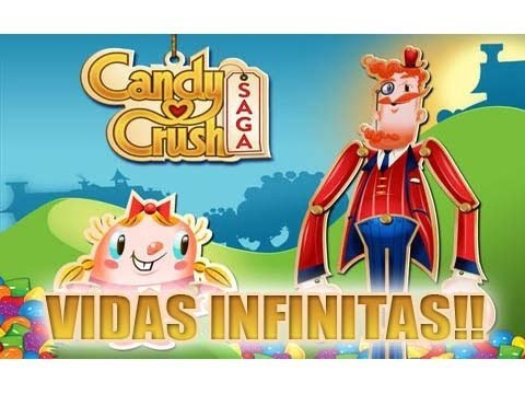 Como tener vidas infinitas en Candy Crush 100% legal 2013 - YouTube