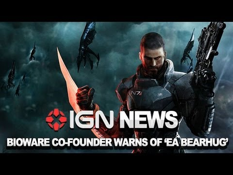 IGN News - BioWare Co-Founder Warns of