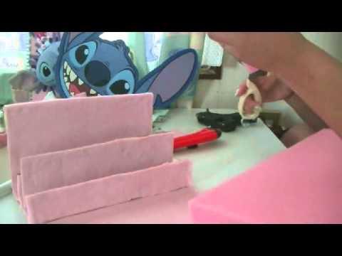 Como hacer un organizador de esmaltes casero peticion wmv youtube - Como hacer un organizador de zapatos casero ...