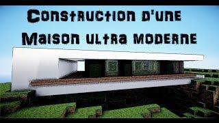 Minecraft : Construction D'une Maison Du Style Ultra