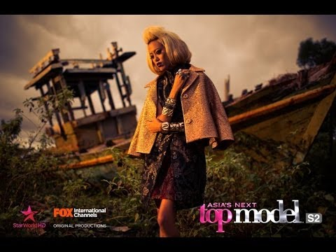 Asia's Next Top Model Cycle 2 Top 40 Best Photos