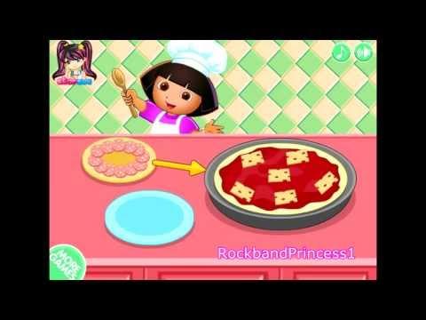 Play Free Online Games Dora - Dora's Cooking Club Game - Dora Games