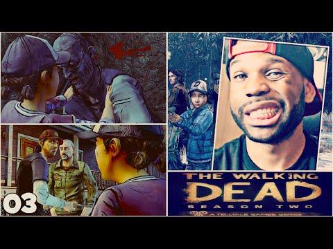 The Walking Dead Season 2 - Episode 1 - Part 3 - That Was Close