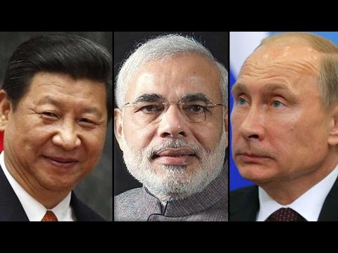 Modi to meet Jinping & Putin in Brazil tonight